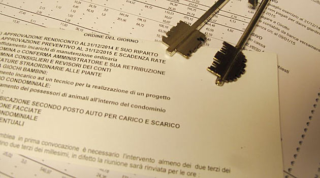 Acquisto casa e spese condominiali insolute chi paga key immobiliare - Acquisto prima casa spese ...