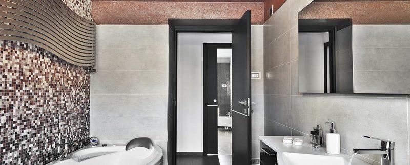 il mosaico,la soluzione apprezzata per il bagno key immobiliare - Piccolo Bagno Moderno Mosaico