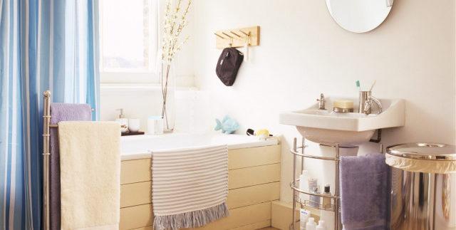 Bagno Di Casa Foto : Come dipingere il bagno di casa idee per colorare con stilekey